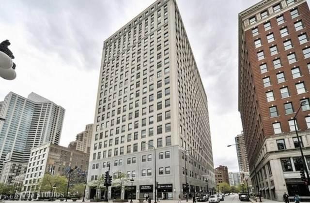 910 S Michigan Avenue #1814, Chicago, IL 60605 (MLS #11012672) :: The Perotti Group