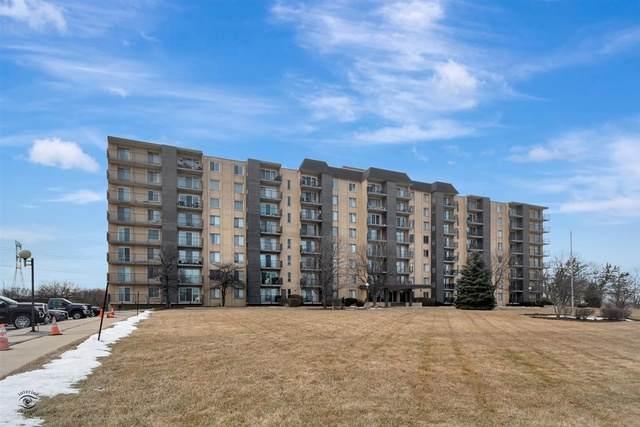 5400 Walnut Avenue #711, Downers Grove, IL 60515 (MLS #11012955) :: Littlefield Group