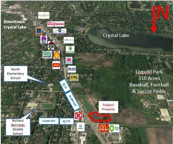 132 N Virginia Street, Crystal Lake, IL 60014 (MLS #11013707) :: The Dena Furlow Team - Keller Williams Realty