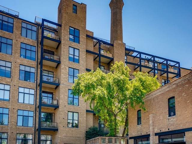 1872 N Clybourn Avenue #604, Chicago, IL 60614 (MLS #11014042) :: The Dena Furlow Team - Keller Williams Realty