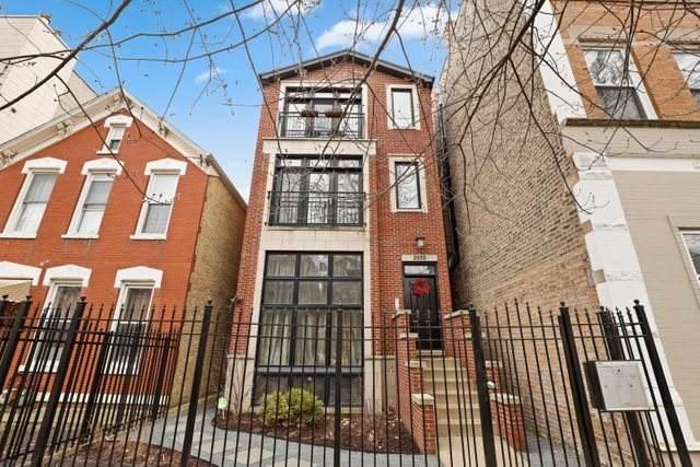 2655 W Cortez Street #3, Chicago, IL 60622 (MLS #11014398) :: Ryan Dallas Real Estate
