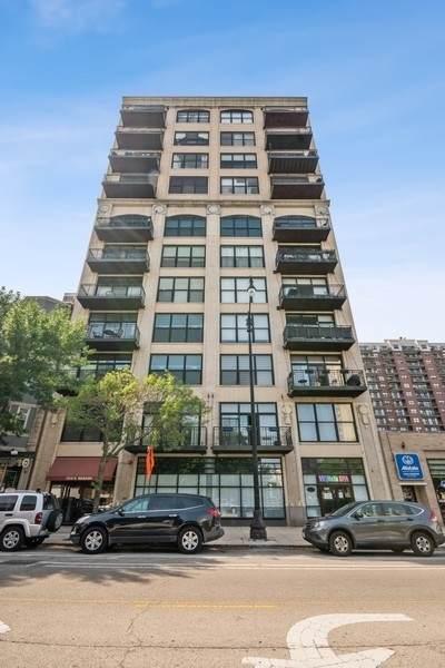 1516 S Wabash Avenue #308, Chicago, IL 60605 (MLS #11014998) :: Helen Oliveri Real Estate