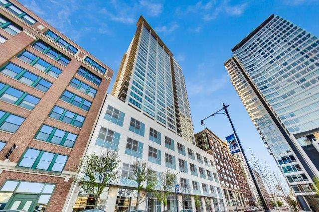 701 S Wells Street #2502, Chicago, IL 60607 (MLS #11016653) :: The Spaniak Team