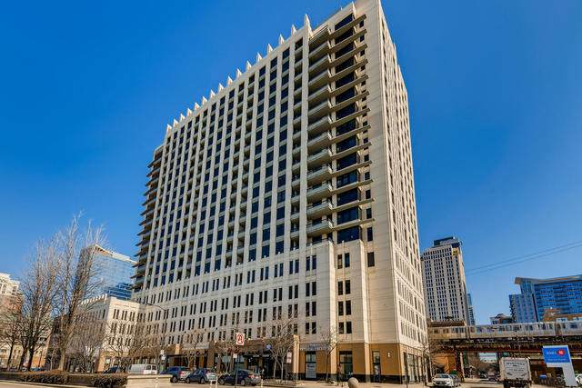1255 S State Street #1314, Chicago, IL 60605 (MLS #11016886) :: Touchstone Group