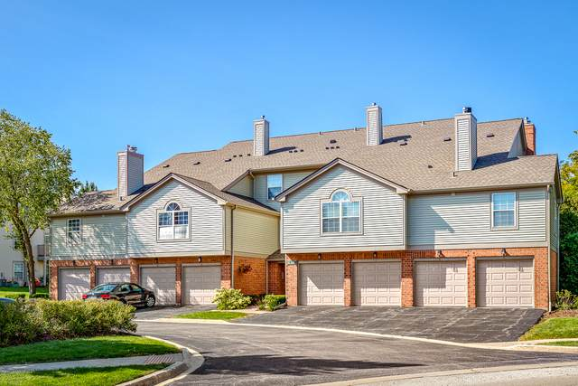 121 Kristin Circle #1, Schaumburg, IL 60195 (MLS #11017690) :: BN Homes Group