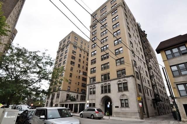 1755 E 55th Street #1004, Chicago, IL 60615 (MLS #11017730) :: The Spaniak Team