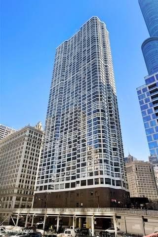 405 N Wabash Avenue #5102, Chicago, IL 60611 (MLS #11020537) :: The Spaniak Team