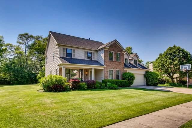 280 Blackthorn Drive, Buffalo Grove, IL 60089 (MLS #11022147) :: The Dena Furlow Team - Keller Williams Realty
