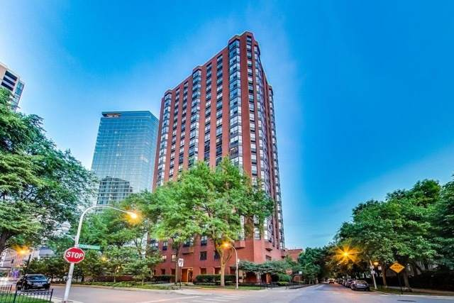 901 S Plymouth Court S #405, Chicago, IL 60605 (MLS #11023467) :: The Spaniak Team