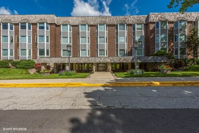 600 Thames Parkway 2H, Park Ridge, IL 60068 (MLS #11023784) :: Helen Oliveri Real Estate