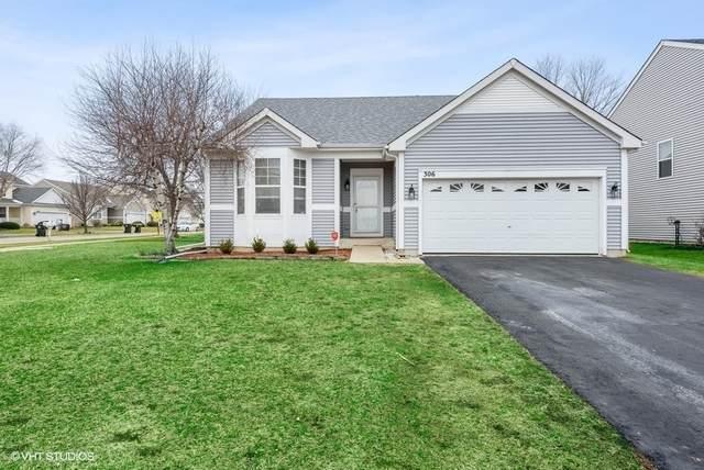 306 Prairie Mist Drive, Round Lake, IL 60073 (MLS #11025022) :: Helen Oliveri Real Estate