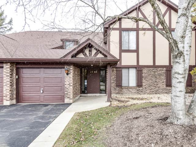 1760 Plymouth Court A, Wheaton, IL 60189 (MLS #11025894) :: Littlefield Group