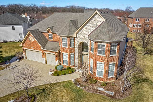5428 Swan Circle, Hoffman Estates, IL 60192 (MLS #11026595) :: The Spaniak Team