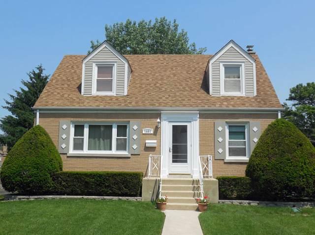 1451 N Rohde Avenue, Berkeley, IL 60163 (MLS #11027614) :: Helen Oliveri Real Estate