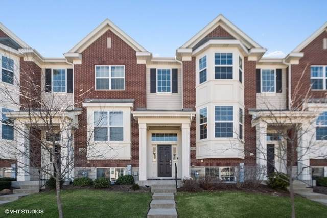 10605 W 153rd Place, Orland Park, IL 60462 (MLS #11027676) :: The Spaniak Team