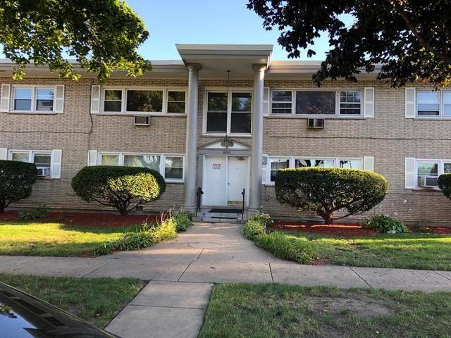 4010 Monroe Street #203, Bellwood, IL 60104 (MLS #11027723) :: Janet Jurich