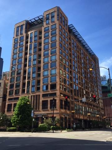520 S State Street #1417, Chicago, IL 60605 (MLS #11027823) :: Littlefield Group