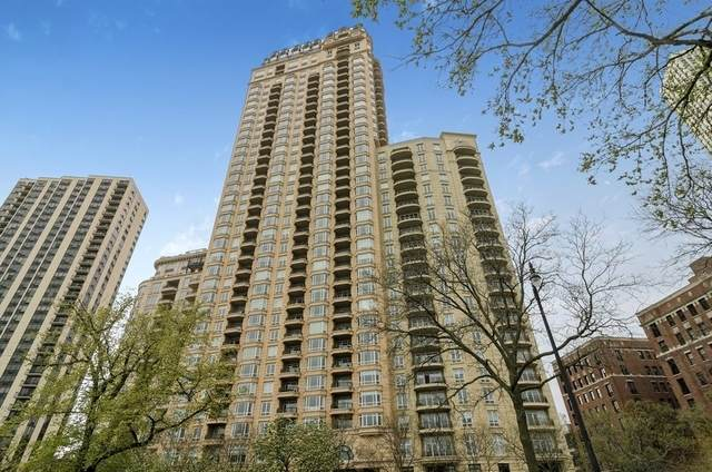 2550 N Lakeview Avenue P160, Chicago, IL 60614 (MLS #11028949) :: Touchstone Group
