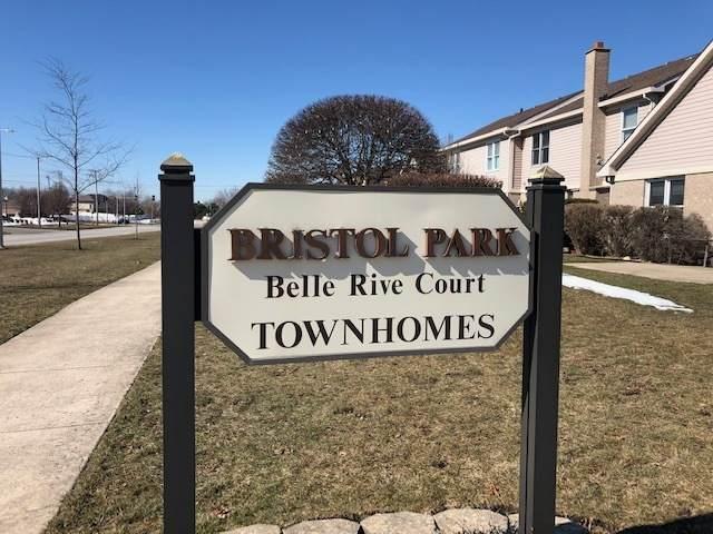 7827 Belle Rive Court, Tinley Park, IL 60477 (MLS #11029545) :: The Dena Furlow Team - Keller Williams Realty