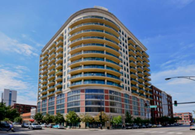 340 W Superior Street 4-32, Chicago, IL 60654 (MLS #11029721) :: Touchstone Group