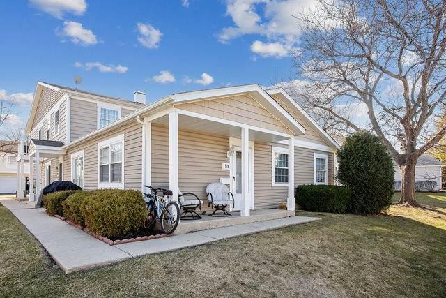 1318 Alpine Court #1318, Wheeling, IL 60090 (MLS #11030595) :: Helen Oliveri Real Estate