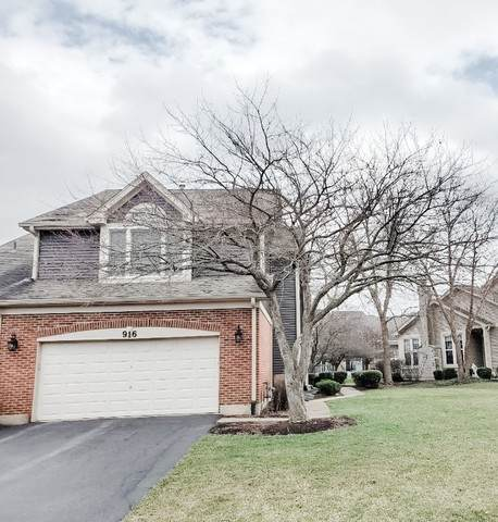916 Heathrow Lane, Naperville, IL 60540 (MLS #11031334) :: Littlefield Group
