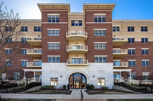 965 Rogers Street #502, Downers Grove, IL 60515 (MLS #11031489) :: The Dena Furlow Team - Keller Williams Realty