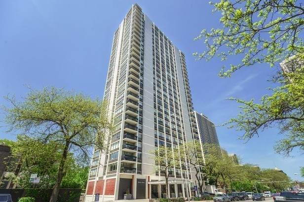 1455 N Sandburg Terrace #2506, Chicago, IL 60610 (MLS #11031553) :: Helen Oliveri Real Estate