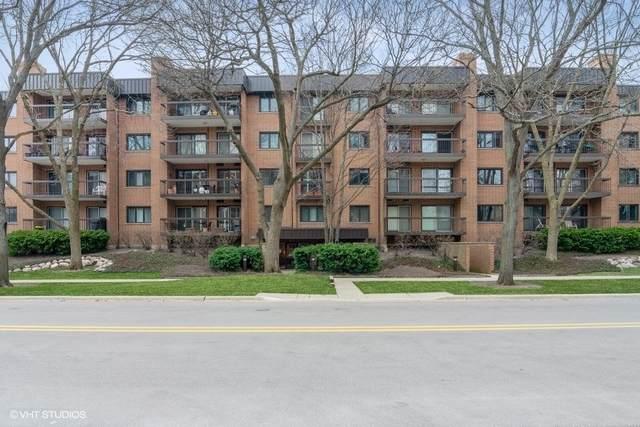 1695 2nd Street #304, Highland Park, IL 60035 (MLS #11033691) :: Littlefield Group