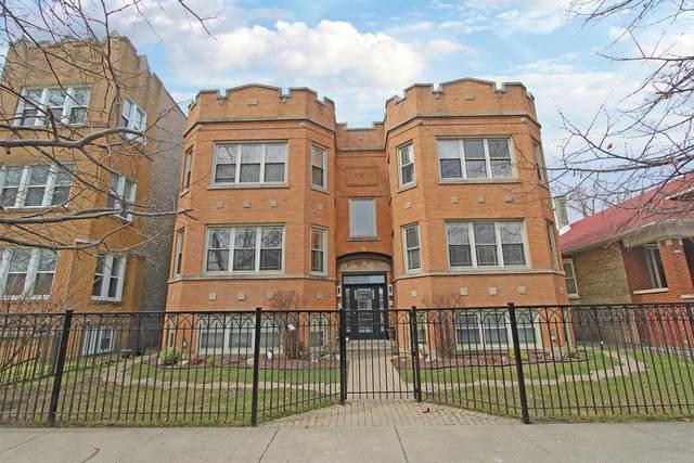 5330 N Sawyer Avenue 1N, Chicago, IL 60625 (MLS #11033743) :: The Dena Furlow Team - Keller Williams Realty