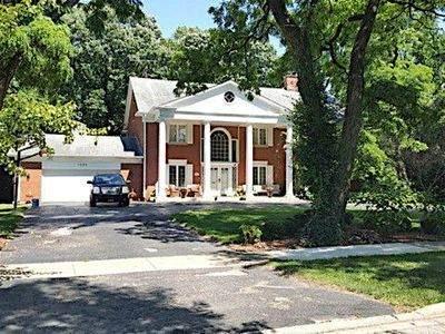 1245 Dartmouth Road, Flossmoor, IL 60422 (MLS #11034964) :: The Dena Furlow Team - Keller Williams Realty