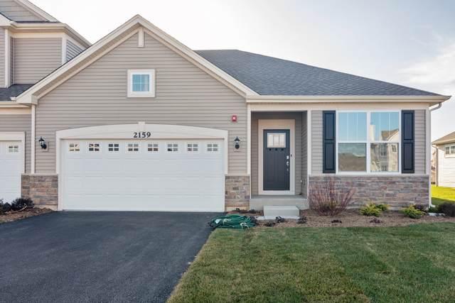 1176 Hawk Hollow Drive, Yorkville, IL 60560 (MLS #11035074) :: The Dena Furlow Team - Keller Williams Realty