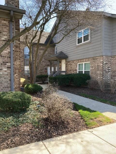 11 Foxcroft Road #111, Naperville, IL 60565 (MLS #11036110) :: The Dena Furlow Team - Keller Williams Realty