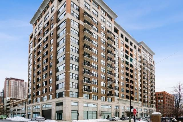 849 N Franklin Street #610, Chicago, IL 60611 (MLS #11036573) :: RE/MAX IMPACT