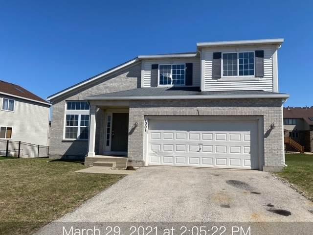1001 Great Plains Avenue, Matteson, IL 60443 (MLS #11036692) :: The Dena Furlow Team - Keller Williams Realty