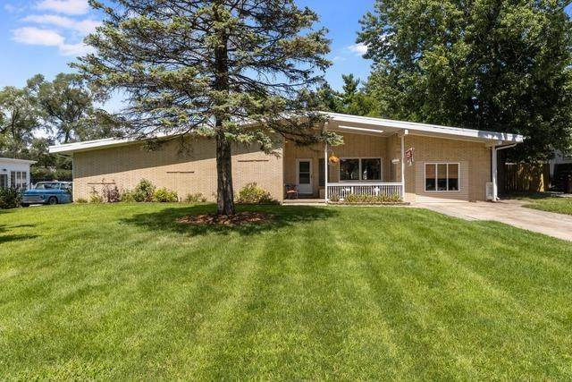 541 Miller Street, Beecher, IL 60401 (MLS #11037627) :: Helen Oliveri Real Estate