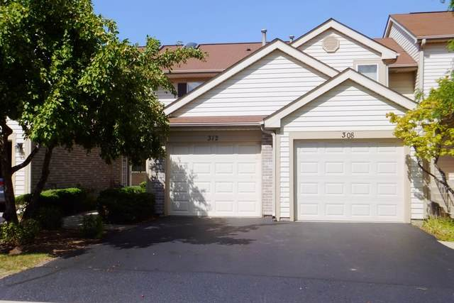 312 Grissom Court, Hoffman Estates, IL 60194 (MLS #11038465) :: RE/MAX IMPACT