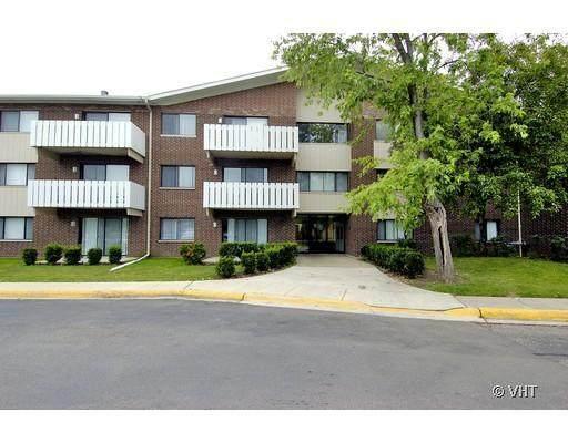 3000 Bayside Drive #101, Palatine, IL 60074 (MLS #11040091) :: Helen Oliveri Real Estate