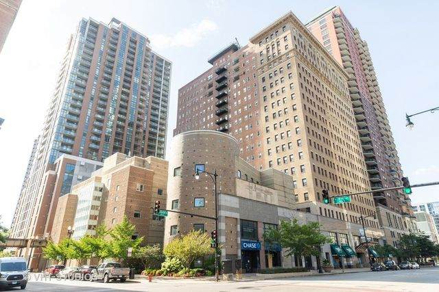 40 E 9TH Street #1503, Chicago, IL 60605 (MLS #11040568) :: Helen Oliveri Real Estate