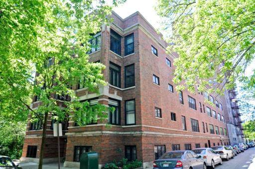 1419 E 58th Street #9, Chicago, IL 60637 (MLS #11040704) :: The Dena Furlow Team - Keller Williams Realty