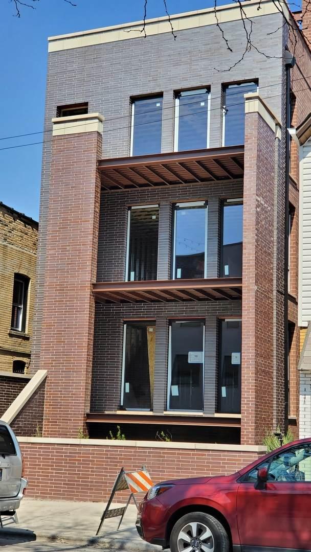 3644 W Belmont Avenue #2, Chicago, IL 60618 (MLS #11041241) :: Ryan Dallas Real Estate