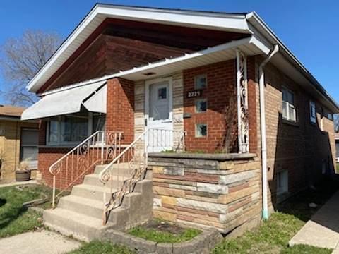 2724 Grunewald Street, Blue Island, IL 60406 (MLS #11042908) :: Helen Oliveri Real Estate