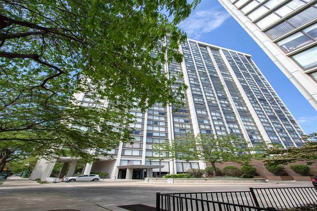 5455 N Sheridan Road #1610, Chicago, IL 60640 (MLS #11043242) :: The Spaniak Team