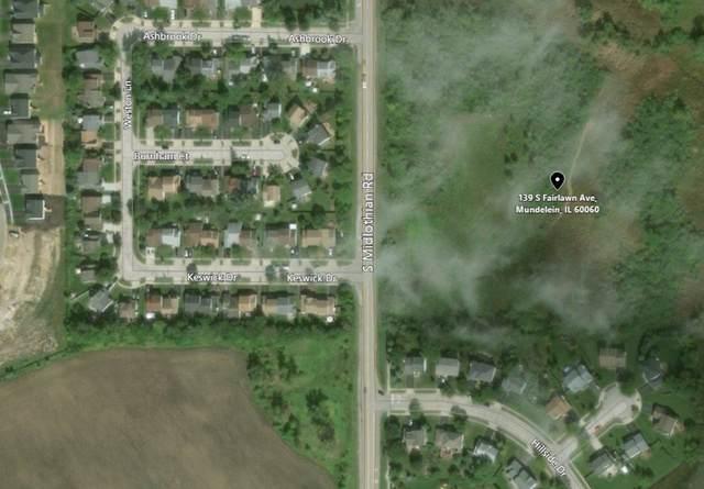 139 S Fairlawn Avenue, Mundelein, IL 60060 (MLS #11043303) :: Helen Oliveri Real Estate