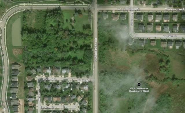 109 S Fairlawn Avenue, Mundelein, IL 60060 (MLS #11043385) :: Helen Oliveri Real Estate