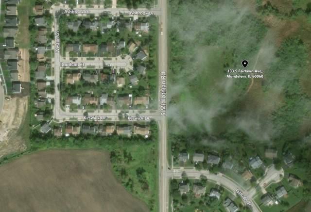 133 S Fairlawn Avenue, Mundelein, IL 60060 (MLS #11043594) :: Helen Oliveri Real Estate