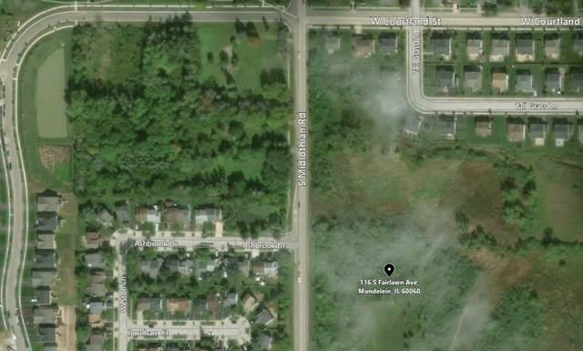 116 S Fairlawn Avenue, Mundelein, IL 60060 (MLS #11043597) :: Helen Oliveri Real Estate