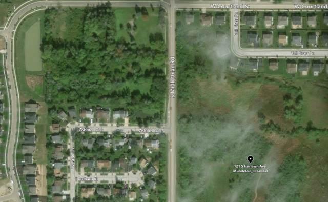 121 S Fairlawn Avenue, Mundelein, IL 60060 (MLS #11043598) :: Helen Oliveri Real Estate