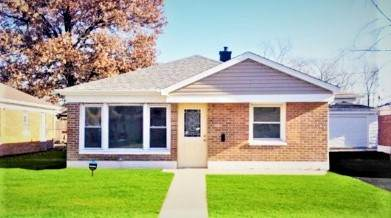 11655 S Meadow Lane Drive, Merrionette Park, IL 60803 (MLS #11044426) :: Helen Oliveri Real Estate