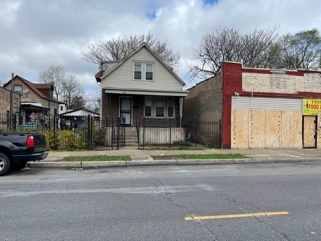 1014 E 93rd Street, Chicago, IL 60619 (MLS #11044660) :: Helen Oliveri Real Estate